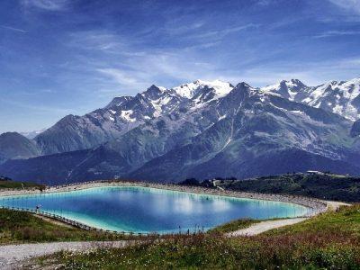Haute Savoie - Mont Blanc lac