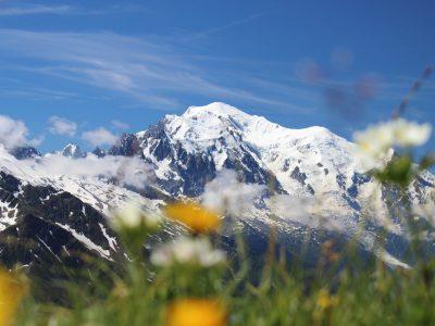 Haute Savoie - Mont blanc été