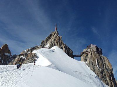 Haute Savoie - aiguille-du-midi